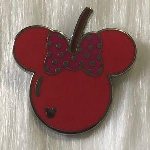 🔮 5/$25 Minnie Mouse Cherry Polka Dot Disney Pin